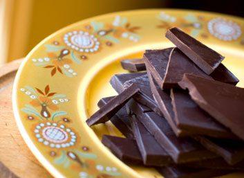 Aliment réconfort no.7: Chocolat