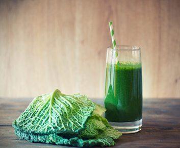 Légumes riches en fibres et en antioxydants