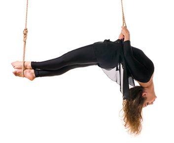Le cirque: un nouveau sport pour la mise en forme