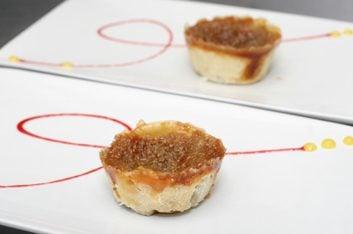 2. Clafoutis aux abricots