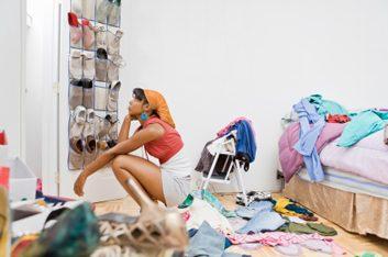 3. Donnez les vêtements qui ne servent plus
