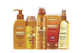 1. Sublime Bronze, lotion autobronzante graduelle de L'Oréal