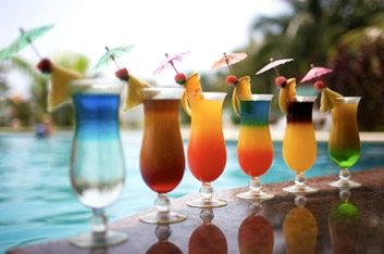 12. Vous prenez un verre avec des collègues