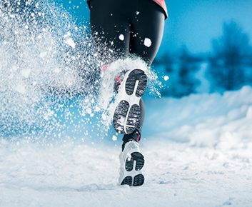Combattre la dépression saisonnière grâce aux sports d'hiver
