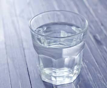 2. Buvez davantage d'eau