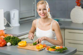 Cuisiner santé: les astuces de Christine