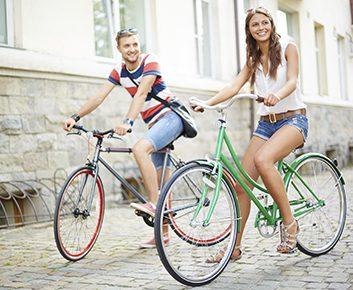 Choisissez un vélo qui vous convient