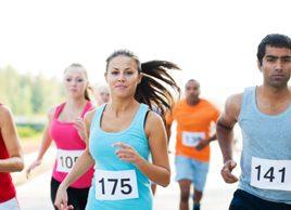 Comment tomber amoureuse de la course