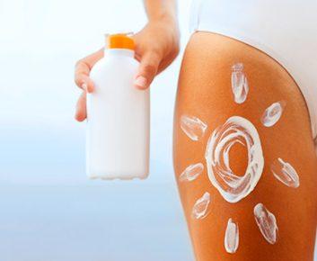 « INQUIÉTUDE : La crème solaire peut-il avoir un impact sur les hormones? »