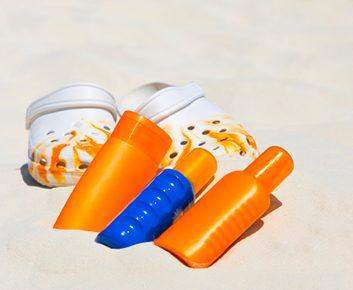INQUIÉTUDE:  «Les écrans solaires contenant de la vitamineA peuvent-ils accélérer le développement du cancer de la peau? »