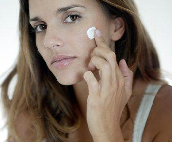 Éventail des traitements : crèmes