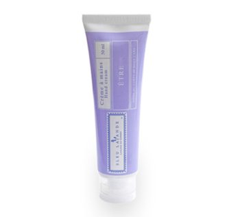 Bleu Lavande: Crème à mains