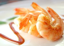 Nos 5 meilleures recettes santé aux crevettes