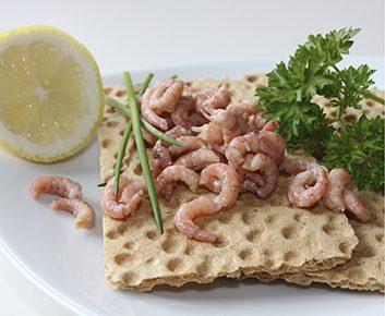 Les crevettes