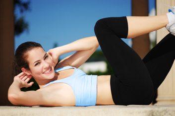 Travail des muscles abdominaux obliques