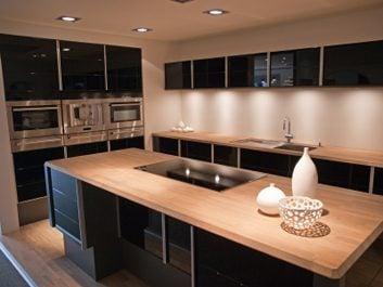 10. Les cuisines de restaurant à la maison
