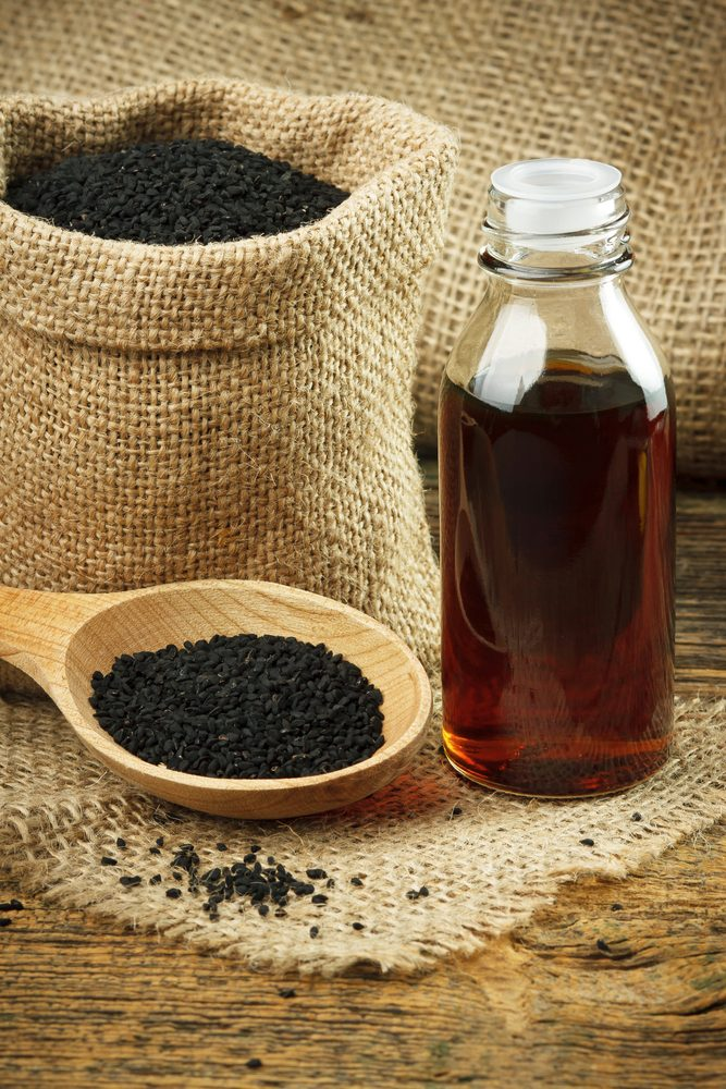 Des huiles et des graines pour la peau
