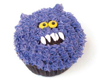 Cupcakes monstrueux