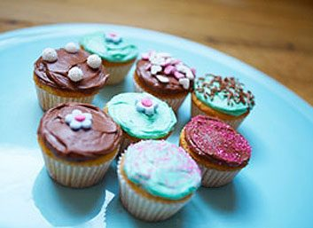 5. Les muffins et petits gâteaux