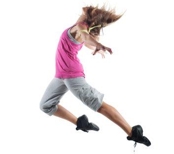 La danse aide à perdre du poids.