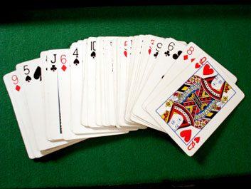 4. Entraînement avec jeu de cartes