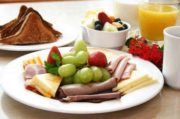 4. Prenez un déjeuner protéiné