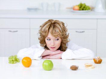 1. Diète trop rigide