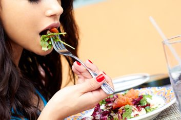 Perdre du poids en mangeant sainement