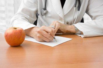4. Retenez les services d'une diététiste