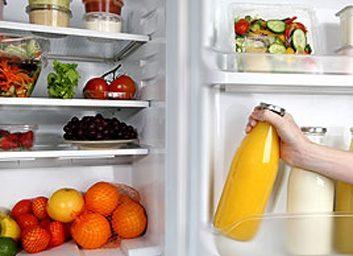 4. Jetez un œil dans le bac à légumes de votre réfrigérateur. Comptez les couleurs:
