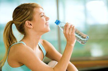 4. Buvez beaucoup d'eau
