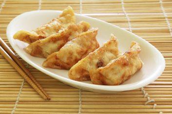1. Dumplings de porc