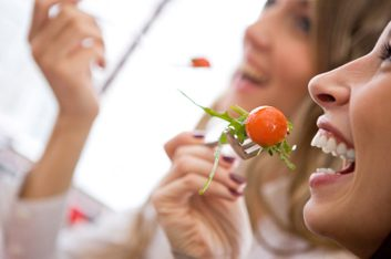 5. Prenez des repas plus petits, plus fréquemment