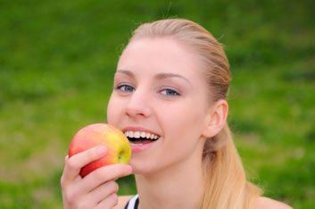 7. Prenez des aliments complets