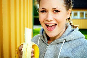 Les bananes combattent la déprime