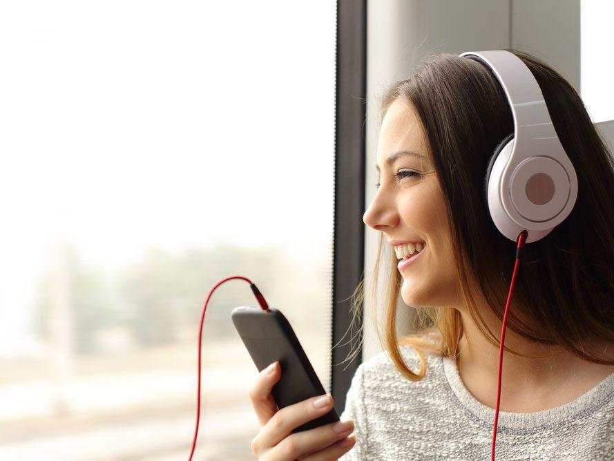 La musique et son effet antistress