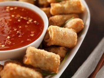 Les aliments à éviter au restaurant chinois