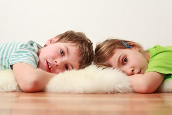 L'autisme touche 4 fois plus de garçons que de filles.