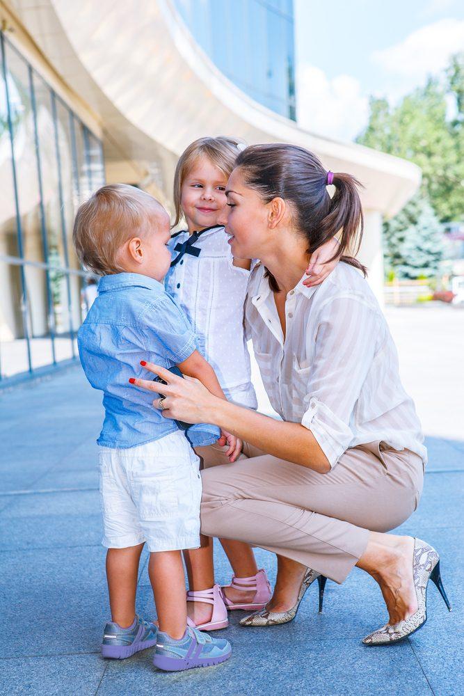 Être entrepreneure et maman à la fois