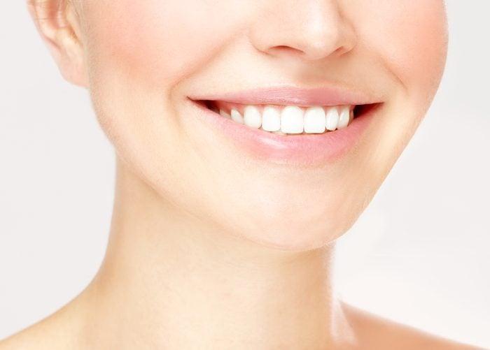 5. Présumer que toutes les dents sont pareilles