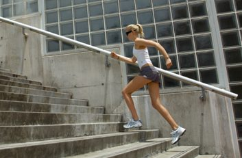 Empruntez les escaliers