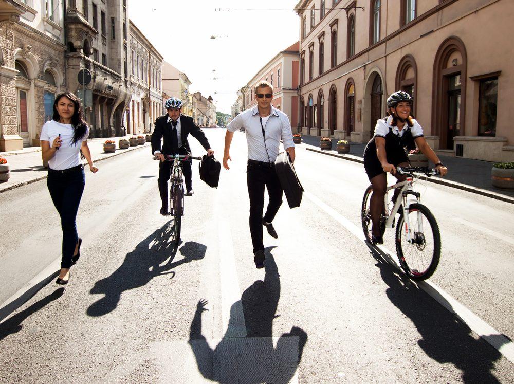 Les effets santé de l'activité physique sur la vie professionnelle