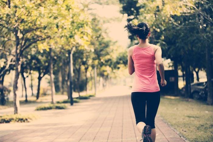 Pratiquez une activité physique pour libérer les hormones du bonheur!