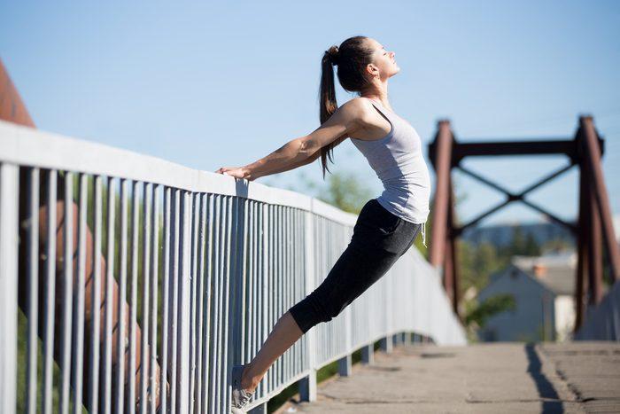Exercices physiques pour le dos