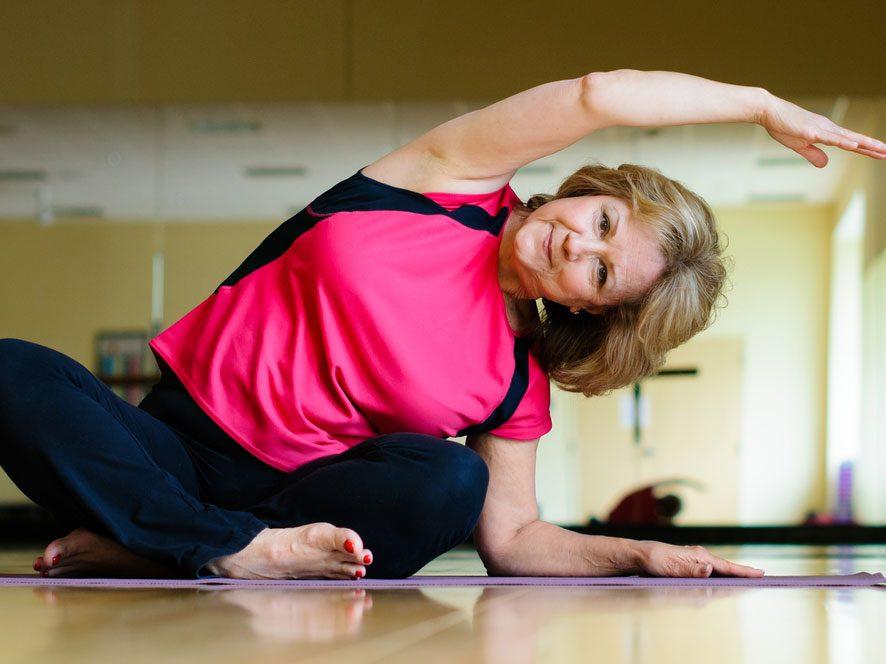 Dans la cinquantaine et après : protégez votre santé