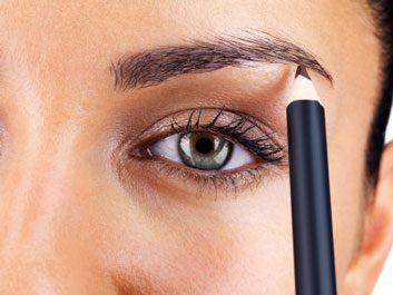 4. Maquillage des sourcils