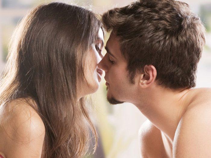 Faire l'amour est bon pour la santé