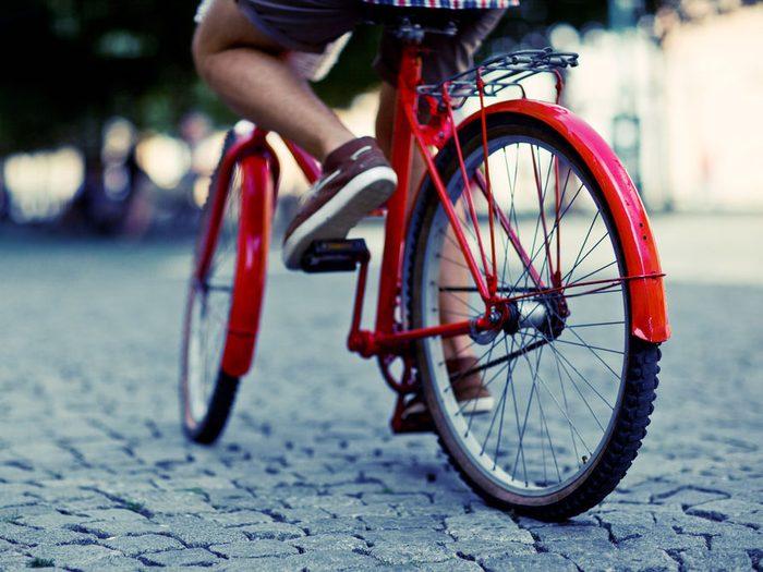 Pays-Bas: enfourchez votre vélo
