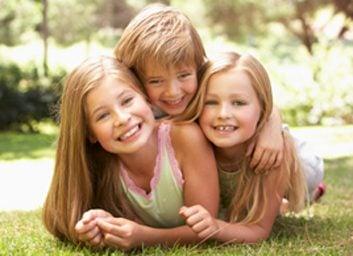 2. Les enfants de 7 ou 8 ans peuvent souffrir d'anorexie.
