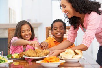 Mangez à la maison plus souvent